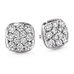 Silk-Pave-Diamond-Shape-Stud-Earrings-1