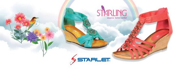 Starlet Shoes Eid Collection 2013 For Women 0011