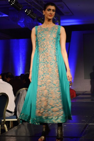 Teena By Hina Butt Collection At Pakistan Fashion Week London 2013 0012
