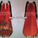 Tehseen Rehan Couture Eid Collection 2013 For Girls 002