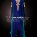 Tehseen Rehan Couture Eid Collection 2013 For Women 007