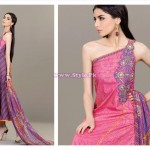 Umar Sayeed Eid Collection 2013 by Alkaram 001