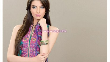 Umar Sayeed Eid Collection 2013 by Alkaram