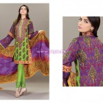 Umar Sayeed Eid Collection 2013 by Alkaram 007