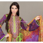 Umar Sayeed Eid Collection 2013 by Alkaram 008