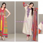 Umar Sayeed Eid Collection 2013 by Alkaram 012