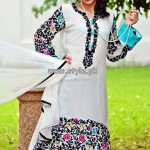 Vibgyor by Syra Eid Dresses 2013 For Women 006