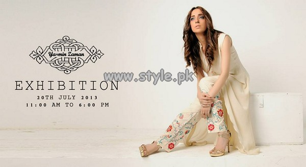 Yasmin Zaman Eid Collection 2013 For Women 005