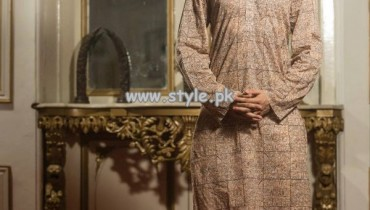 Yellow Eid Kurta Shalwar Designs 2013 For Men 008