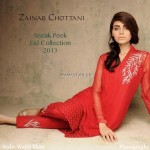 Zainab Chottani Eid Collection 2013 for Women 002