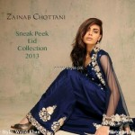 Zainab Chottani Eid Collection 2013 for Women 004