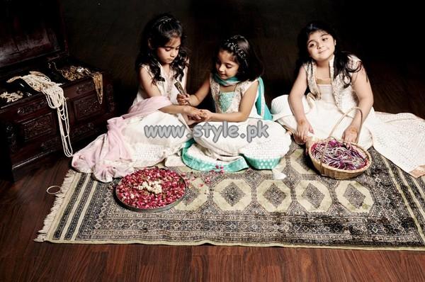 Zainab Chottani Eid Dresses 2013 For Kids 008