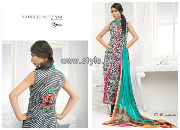Zainab Chottani Eid-Ul-Fitr Dresses 2013 For Women 004