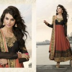 Zobi Fabrics Eid Collection 2013 For Women 0010