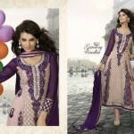 Zobi Fabrics Eid Collection 2013 For Women 0011