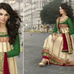 Zobi Fabrics Eid Collection 2013 For Women 0012