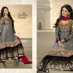 Zobi Fabrics Eid Collection 2013 For Women 0016