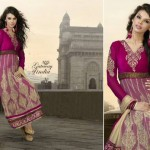 Zobi Fabrics Eid Collection 2013 For Women 003