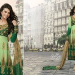 Zobi Fabrics Eid Collection 2013 For Women 006