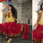 Zobi Fabrics Eid Collection 2013 For Women 007
