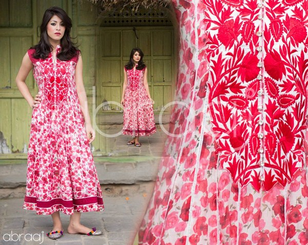 Abraaj Eid Collection 2013 For Women 0012