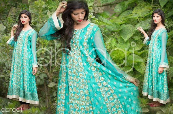Abraaj Eid Collection 2013 For Women 007