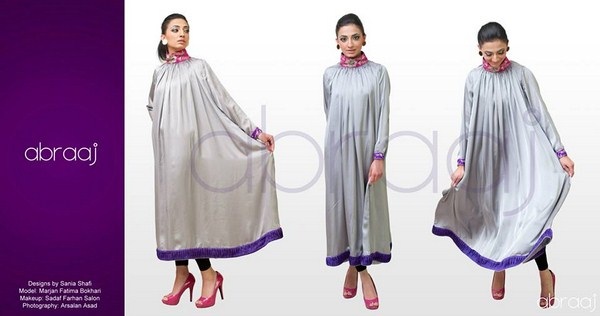 Abraaj Party Wear Collection 2013 For Women 0013