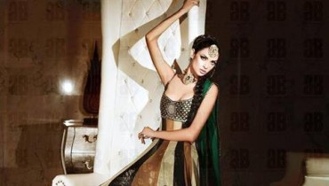 Ahmad Bilal Formal Wear Collection 2013 for Women 001
