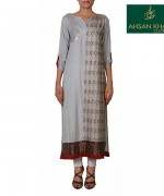 Ahsan Khan Semi Formal Wear Collection 2013 For Women 005