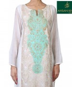 Ahsan Khan Semi Formal Wear Collection 2013 For Women 007