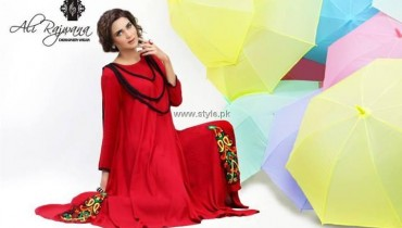 Ali Rajwana Eid Collection 2013 for Women 006
