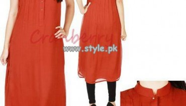 Cranberry New Dresses 2013 For Women 007