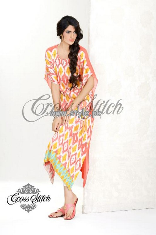 Cross Stitch Ready To Wear Collection 2013 For Women 008