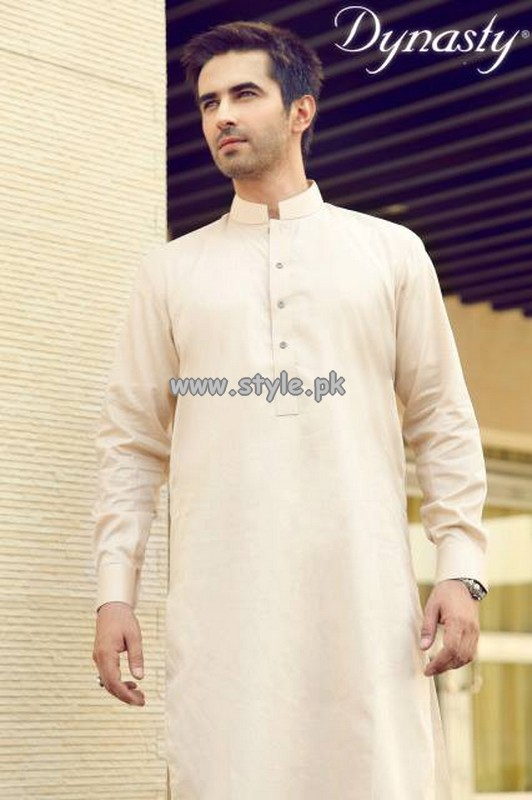 Dynasty Fabrics Eid Collection 2013 For Men 008