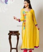 Ethnic by Farhat Khan Eid Collection 2013 for Women 010