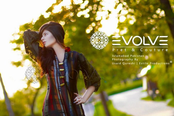 Evolve Party Wear Collection 2013 For Women 003