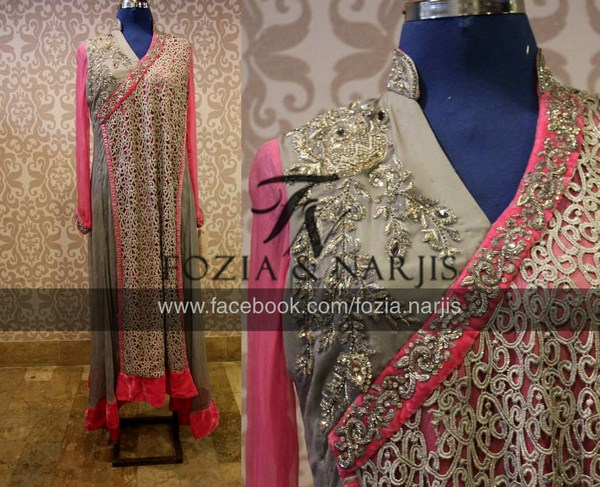 Fozia And Nargis Formal Wear Collection 2013 For Women 0011
