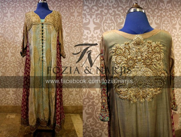 Fozia And Nargis Formal Wear Collection 2013 For Women 008