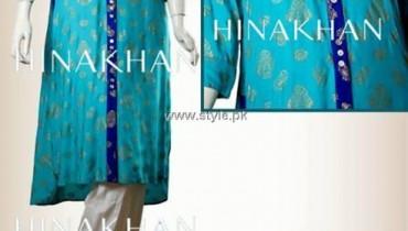 Hina Khan Midsummer Collection 2013 for Women
