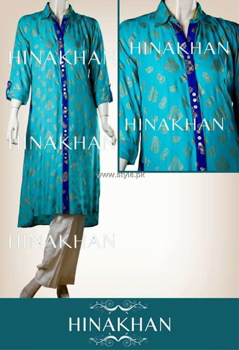 Hina Khan Midsummer Collection 2013 for Women