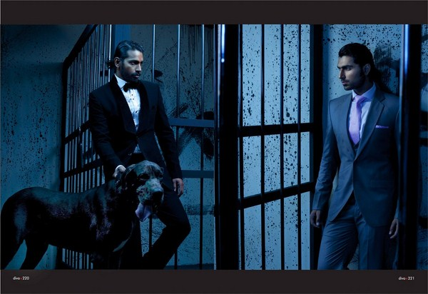 Humayun Alamgir Menswear Collection 2013 For Summer 003