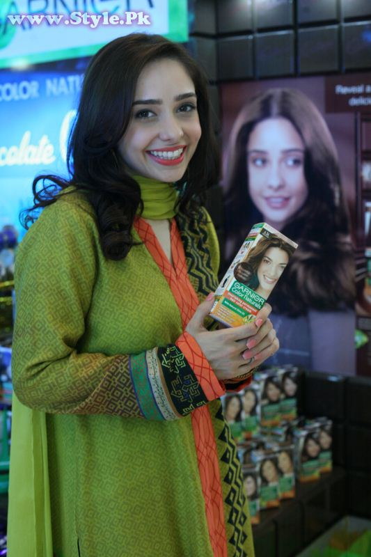 Garnier and Juggun Kazim unleash Garnier Color Naturals Nourishing Chocolates Collection