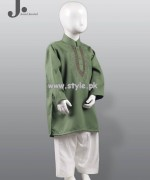 Junaid Jamshed Kurta Shalwar Designs 2013 For Boys 004