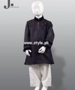 Junaid Jamshed Kurta Shalwar Designs 2013 For Boys 005