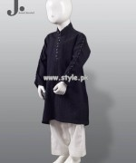 Junaid Jamshed Kurta Shalwar Designs 2013 For Kids 008