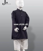 Junaid Jamshed Kurta Shalwar Designs 2013 For Kids 010