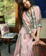 Khaadi Handwoven Silk Cotton Collection 2013 for Women 008
