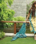 Khaadi Handwoven Silk Cotton Collection 2013 for Women 011