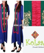 Kolaaj Casual Wear Collection 2013 For Girls 002
