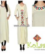 Kolaaj Casual Wear Collection 2013 For Women 005